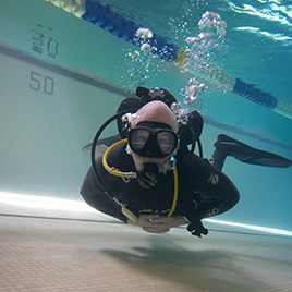 Toronto, Hamilton, Oakville, Burlington, Kitchener, Guelph, Waterloo, London scuba diving courses