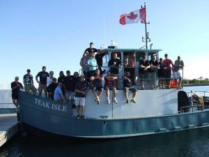 Northwind Shipwreck Dive Extravaganza 2016 Lake Huron North Channel @ Anchor Inn | Little Current | Ontario | Canada