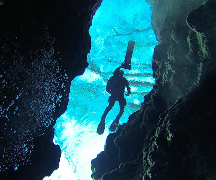 Hamilton scuba diving courses