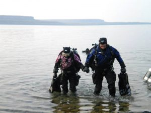 transition into technical and cave diving courses
