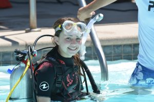PADI Seal Team, Kids Scuba Course @ Kiwanis Aquatic Centre | St. Catharines | Ontario | Canada